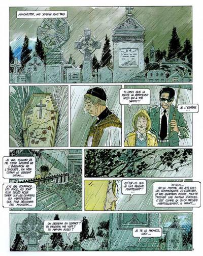 Page 1 Les coulisses du pouvoir tome 2 - au service du parti