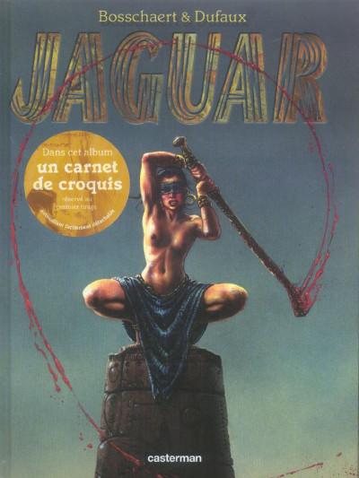 Couverture Jaguar tome 1