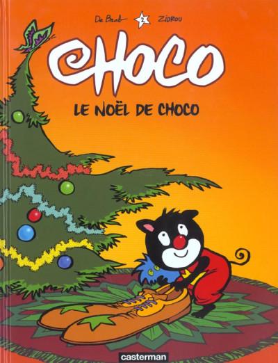 Couverture Choco tome 2 - le noel de choco