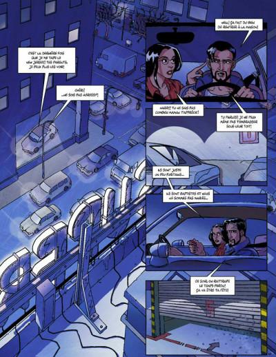 Page 1 L'ennemi tome 1