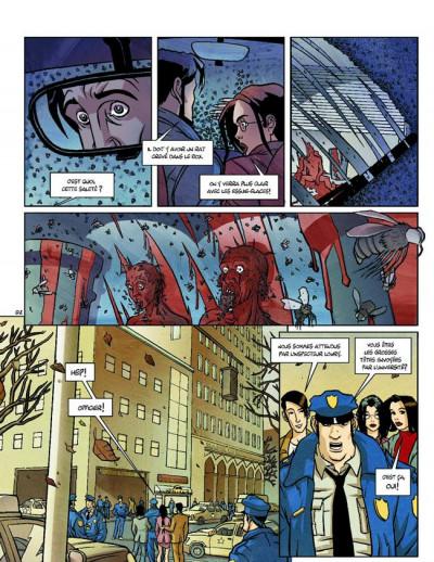 Page 3 L'ennemi tome 1