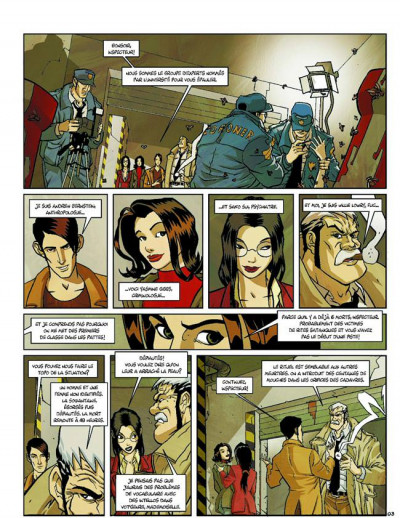 Page 4 L'ennemi tome 1