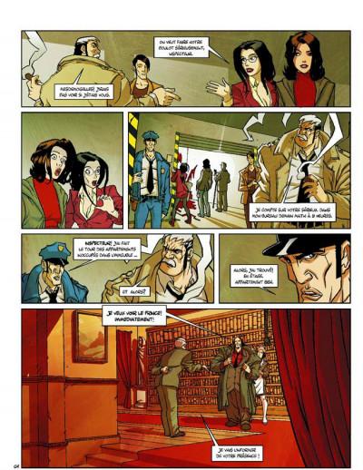 Page 5 L'ennemi tome 1