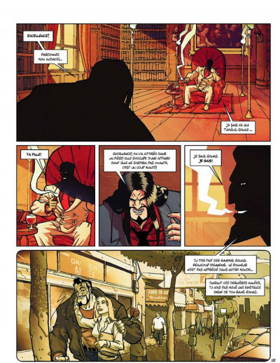 Page 6 L'ennemi tome 1