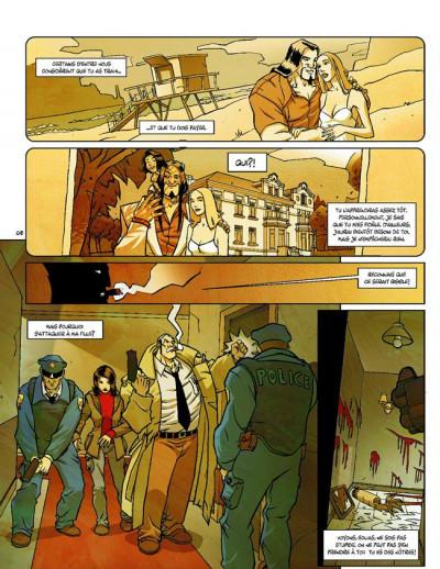 Page 7 L'ennemi tome 1