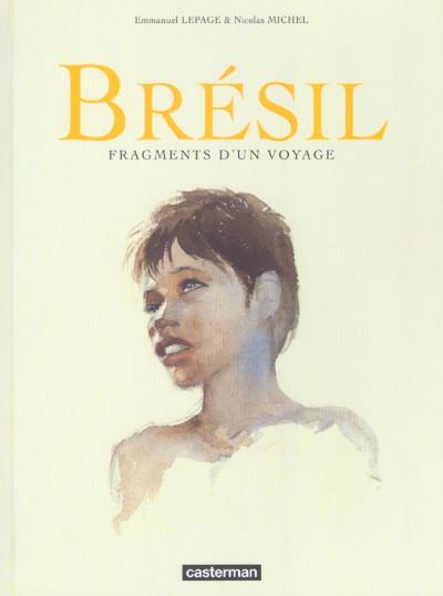 Couverture Brésil - Fragments d'un voyage