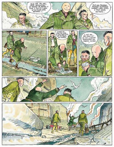 Page 1 face de lune tome 5 - l'oeuf de l'âme