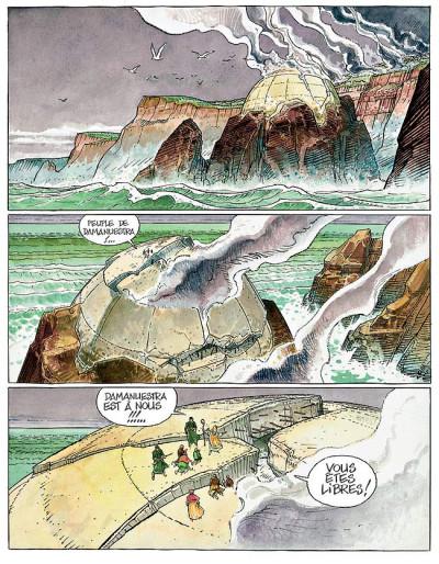Page 2 face de lune tome 5 - l'oeuf de l'âme