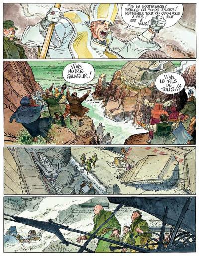 Page 3 face de lune tome 5 - l'oeuf de l'âme