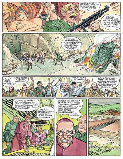 Page 6 face de lune tome 5 - l'oeuf de l'âme