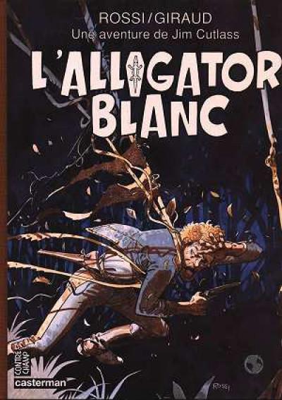 image de Jim Cutlass tome 3 - l'alligator blanc