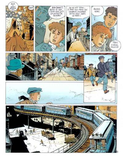 Page 1 little nemo tome 3 - la route des icebergs