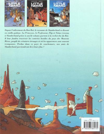 Dos little nemo tome 2 - le mauvais roi