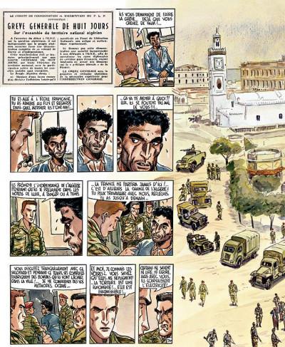 Page 1 Carnets d'orient tome 7 - rue de la bombe