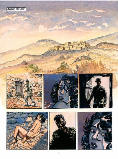Page 2 Carnets d'orient tome 8 - la fille du djebel amour