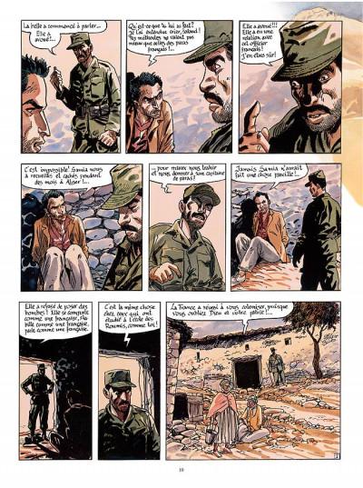 Page 3 Carnets d'orient tome 8 - la fille du djebel amour