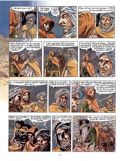 Page 6 Carnets d'orient tome 8 - la fille du djebel amour