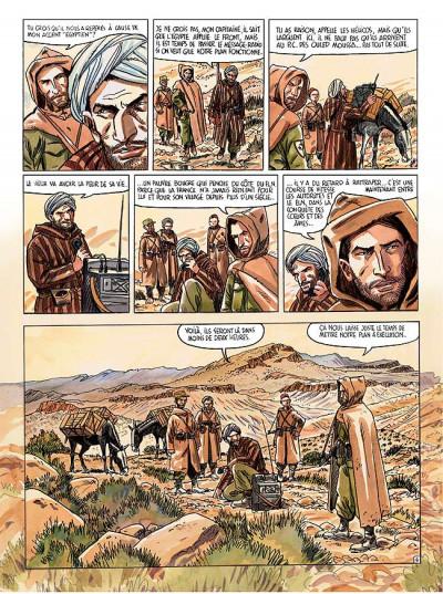 Page 7 Carnets d'orient tome 8 - la fille du djebel amour
