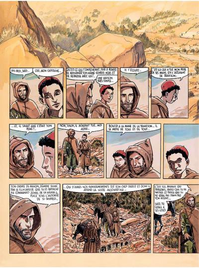 Page 9 Carnets d'orient tome 8 - la fille du djebel amour