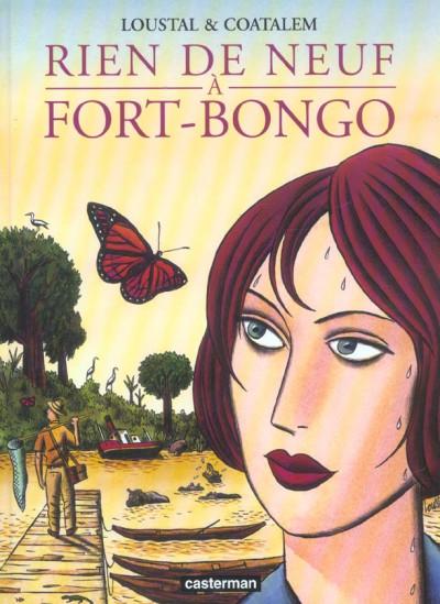 Couverture Rien de neuf à fort-bongo