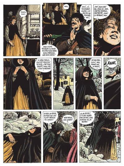 Page 1 les diaboliques tome 1 - première époque