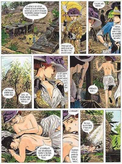 Page 1 Les diaboliques tome 2 - seconde époque