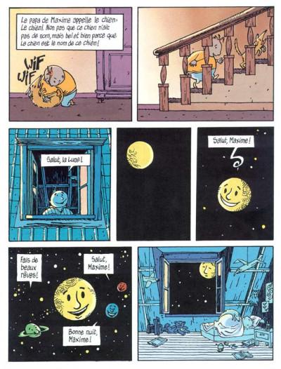 Page 1 Les enfants terribles tome 1 - maxime maximum