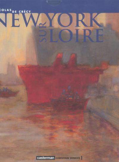 Couverture New york sur loire