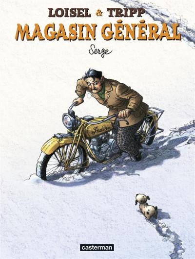 Couverture Magasin général tome 2