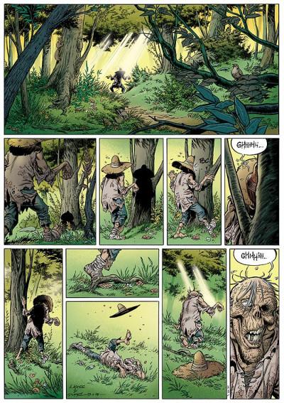 Page 1 Kaamelott tome 1 - l'armée du nécromant
