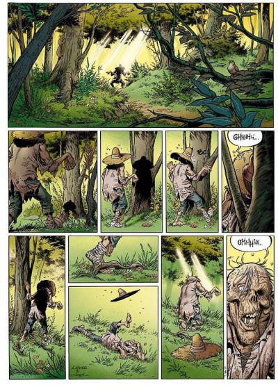 Page 2 Kaamelott tome 1 - l'armée du nécromant
