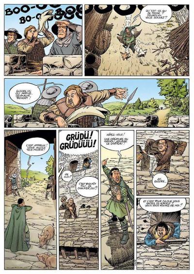 Page 3 Kaamelott tome 1 - l'armée du nécromant