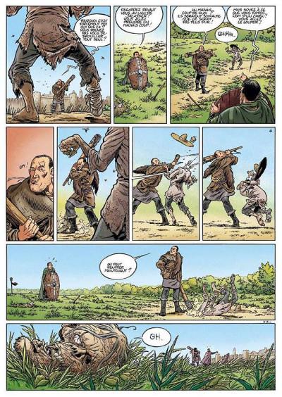 Page 4 Kaamelott tome 1 - l'armée du nécromant
