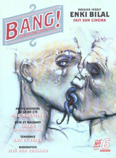 Couverture Bang (revue) tome 6
