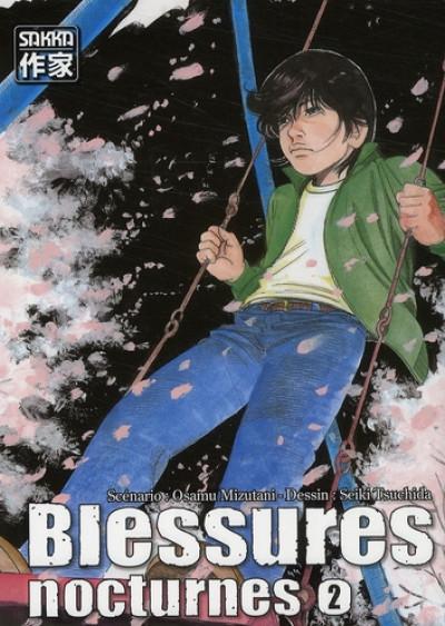 image de Blessures nocturnes tome 2