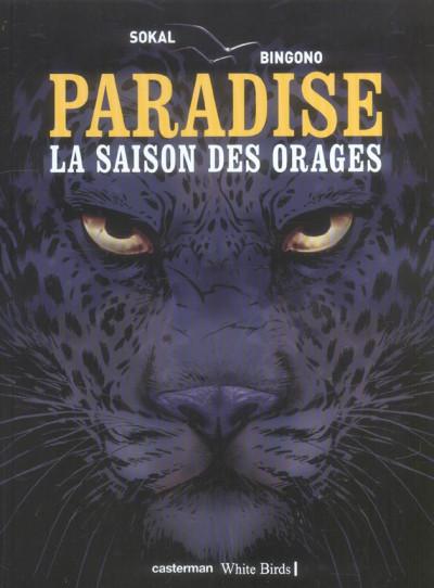 image de Paradise tome 1 - la saison des orages
