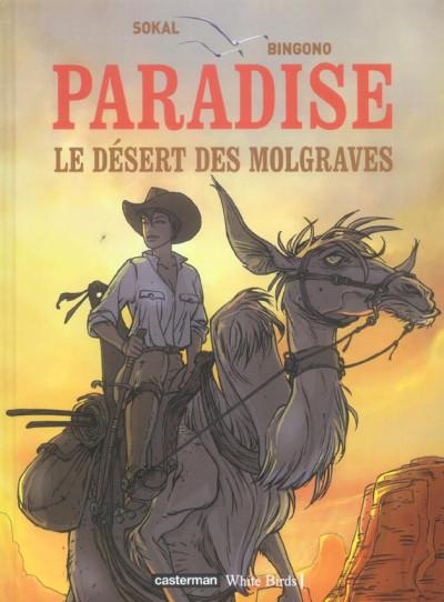 image de Paradise tome 2 - le désert des molgraves