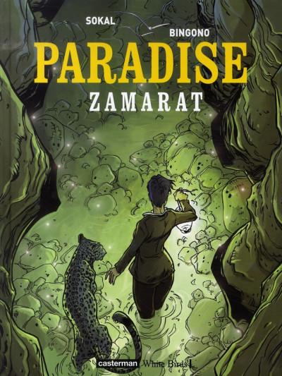 image de Paradise tome 3 - zamarat