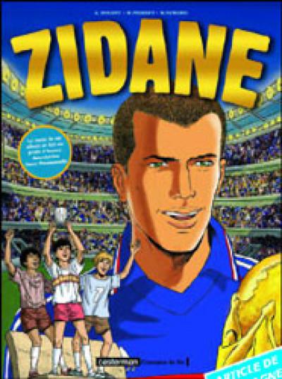 Couverture Zidane