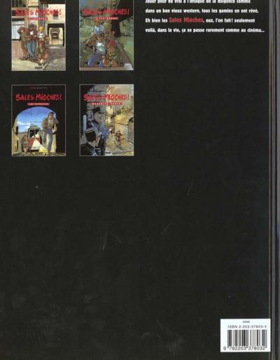 Dos Les sales mioches tome 3 - la ficelle