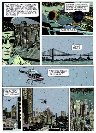 Page 1 Caroline baldwin tome 5 - absurdia