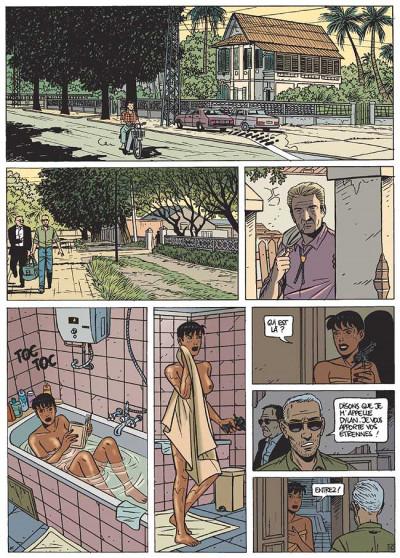 Page 1 Caroline baldwin tome 8 - la lagune