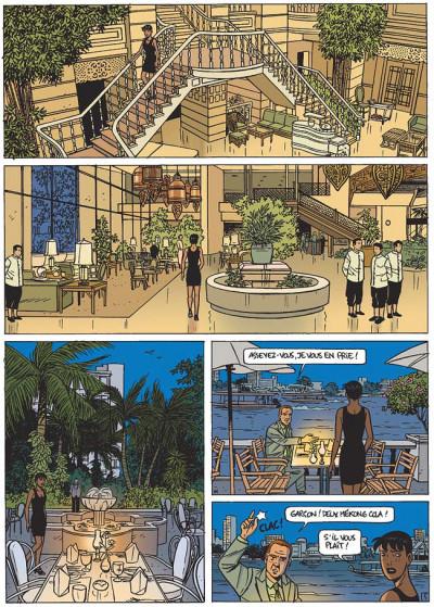 Page 6 Caroline baldwin tome 8 - la lagune