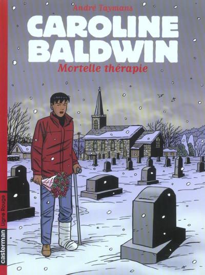 Couverture Caroline baldwin tome 10 - mortelle thérapie