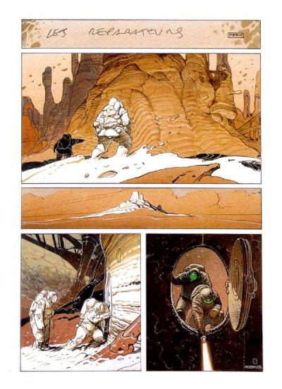 Page 1 les réparateurs
