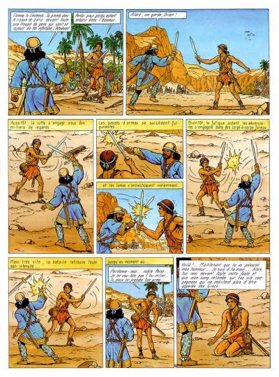 Page 1 orion tome 3 - le pharaon (relié)