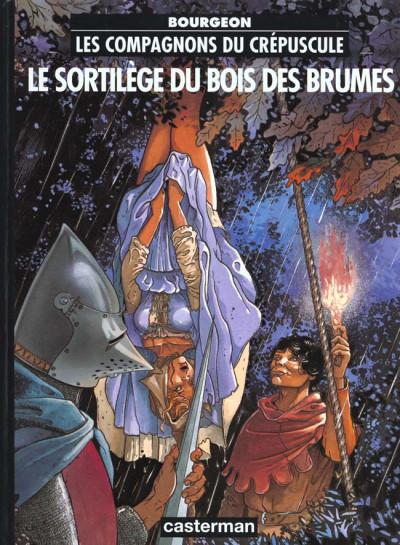 Couverture Les compagnons du crépuscule tome 1