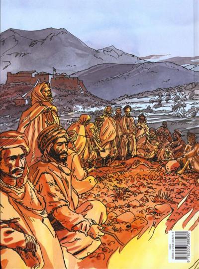 Dos Carnets d'orient tome 2 - l'année de feu