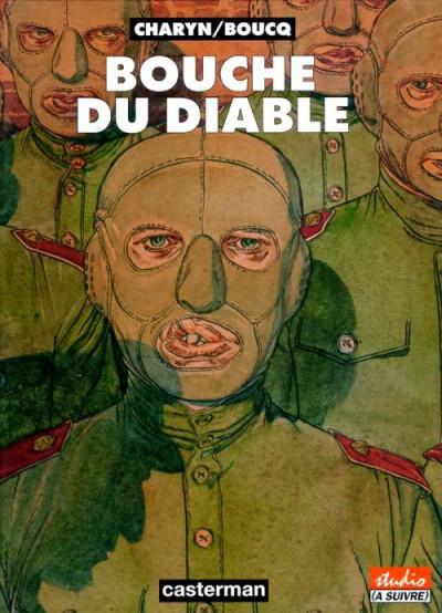 Bouche du diable - François Boucq,Jerome Charyn