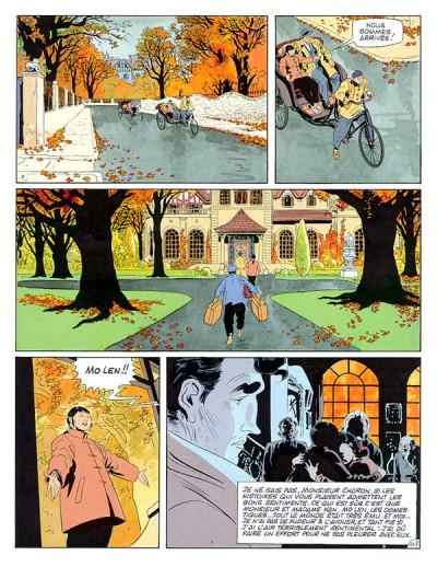 Page 4 Les aventures de dieter lumpen - le prix de charon